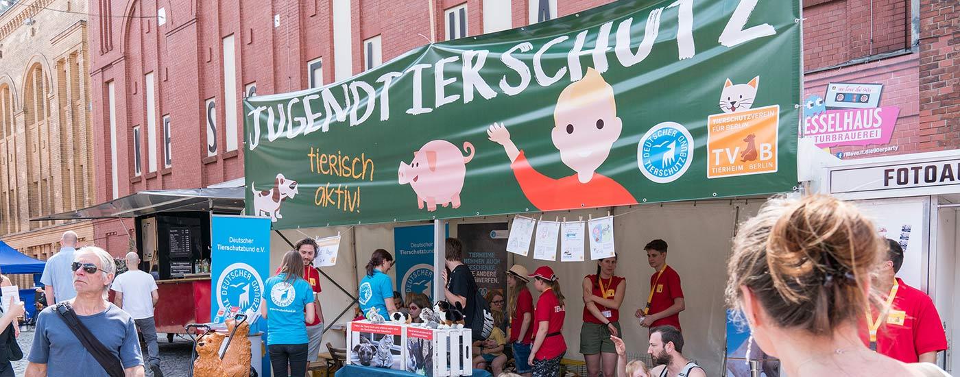 Tierschutz-Festival-2018-Jugendstand-Header